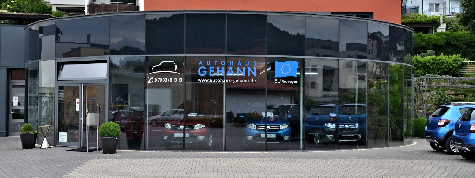 Auto Gehann GmbH